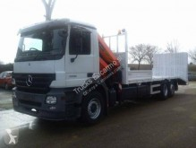 porte engins Mercedes