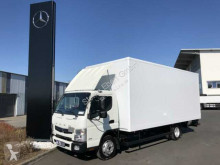 camion Mitsubishi Fuso Canter 7C18 Koffer + LBW Klima