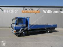 Vrachtwagen MAN 14.220 LLLC 4x2 Pritsche offen, 3 Sitze,Schalter tweedehands platte bak boorden
