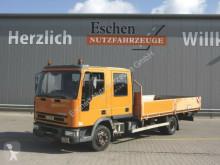 Iveco 80 E 15, Eurocargo, DoKa, 7 Sitzplätze truck