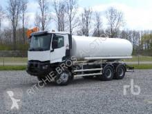 camião cisterna Renault