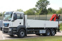 Camion MAN TGS 26.430 plateau ridelles neuf