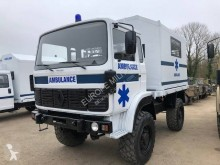 Renault TRM 2000 truck used military