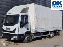 Vrachtwagen Iveco Eurocargo ML75E21/ Plane / LBW / Schalter / wenig KM tweedehands met huifzeil