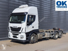 Camion Iveco Stralis AS260S48Y/FPCM / BDF / Intarder / HU Neu châssis occasion