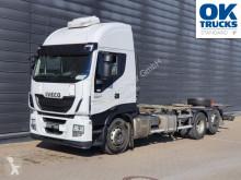Camion châssis Iveco Stralis AS260S48Y/FPCM / BDF / Intarder / HU Neu