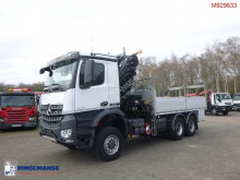 Mercedes Arocs 3333 truck used flatbed