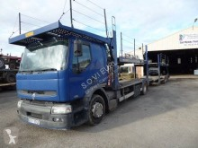 Renault car carrier truck Premium 370 DCI
