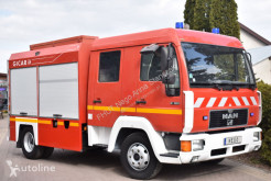MAN L2000 8-163 truck used fire