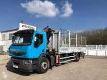 Camion platformă si obloane second-hand Renault Premium Lander 310.19