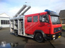 Camion Mercedes 1124 pompiers occasion