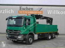 camion Mercedes 2744 L, 2644, 6x2, Atlas 170.2 Kran, Klima
