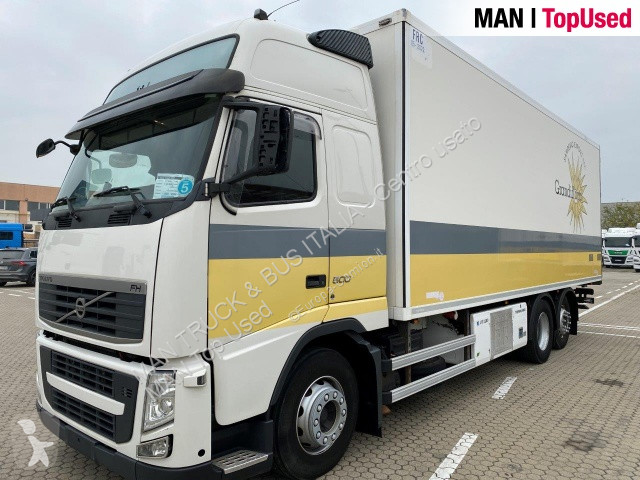 View images Volvo FH 500 trailer truck