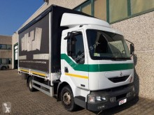 Camion Renault Midlum 150.10 B cu prelata si obloane second-hand