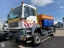 Camion transport containere MAN TGA