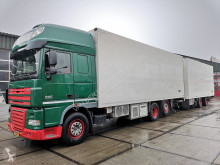 DAF XF105 trailer truck used mono temperature refrigerated
