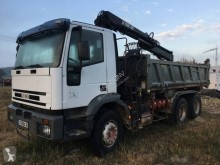 Kamyon Iveco Cursor 350 damper çift yönlü damperli kamyon ikinci el araç