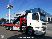 DAF CF85 FAS 85.360 truck used flatbed