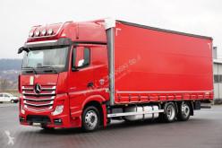 ciężarówka nc MERCEDES-BENZ - ACTROS / 2548 / E 6 / ACC / FIRANKA / GIGA SPACE