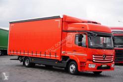 ciężarówka nc MERCEDES-BENZ - ATEGO / 1224 / EURO 6 / ACC / FIRANKA