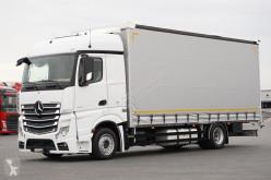 ciężarówka nc MERCEDES-BENZ - ACTROS / 1842 / EURO 6 / FIRANKA / DMC 18 000 KG