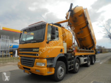 Ginaf sewer cleaner truck