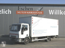Camion Iveco 75 E 15 Koffer / LBW / Eurocargo / 3 Sitze / fourgon occasion
