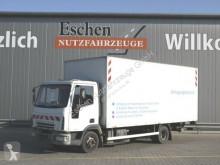 Iveco 75 E 15 Koffer / LBW / Eurocargo / 3 Sitze / truck used box