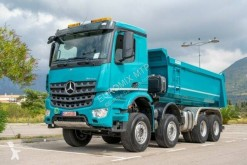 Mercedes construction dump truck Arocs 4142 K