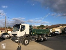 Renault Kerax 410.26 truck used two-way side tipper