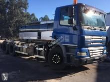camion benne à ferraille DAF