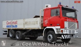 Camion plateau Volvo F10