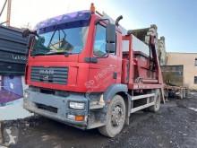 MAN TGM 18.280 truck used skip