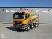 камион MAN TGS 32.360 BB 8x4, 9m³ Stetter, Klima, Steel