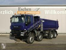 Iveco AD 410 T45W, 8x8, EEV, 18m³ Hardox, Klima, Blatt truck