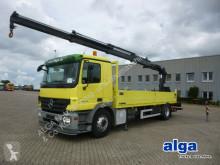 camion Mercedes 1832 L Actros 4x2, Kran Hiab 166E-3, Funk, AHK