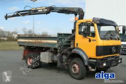 camion benă trilaterala Mercedes