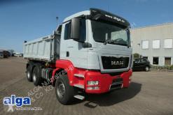 Camion tri-benne occasion MAN 26.440 TGS BB 6x4, Meiller, Intarder, Klima, AHK