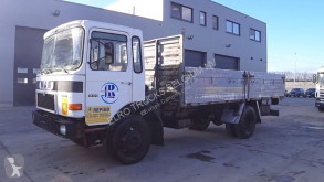 Camion MAN 14.170 (FULL STEEL SUSPENSION / 6 CYLINDER ENGINE WITH MANUAL PUMP) plateau occasion