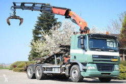 Camion porte containers occasion DAF CF85