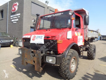 camion Mercedes Unimog 424 frontboard/4 lines
