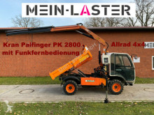 Multicar AUSA M250 Kipper + PK 2800 mit Funkfernbedienung truck