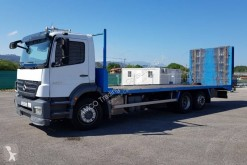 Mercedes Axor 2533 truck used heavy equipment transport