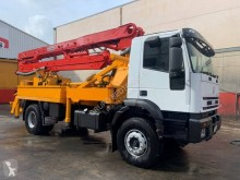 Iveco Eurotrakker truck used concrete pump truck