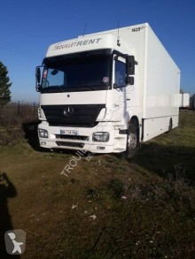 Camion porte voitures occasion Mercedes Axor 1828
