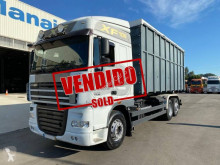 Camion porte containers occasion DAF XF105 460