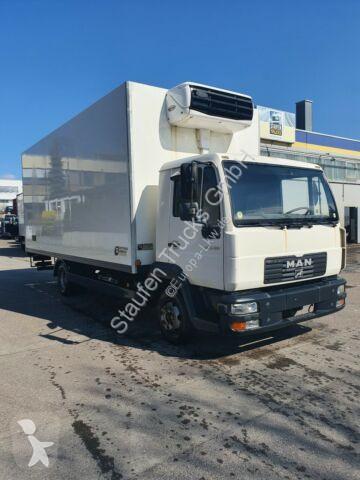 Prohlédnout fotografie Kamion MAN LE 8.180 Tiefkühlkoffer Xarios 500