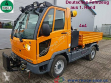 Multicar three-way side tipper truck M 30 4x4 3 Seiten Kipper 1. Hand Top Zustand