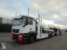 Camion porte voitures occasion MAN TGS