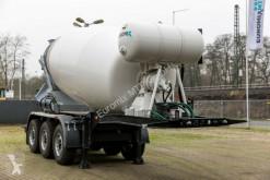 camião nc EUROMIX MTP 12m³ Betonmsicher Auflieger